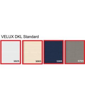 VELUX DKL Standard zatemňující roleta M08/MK08 - 78 x 140 cm