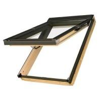 FAKRO výklopně-kyvné dřevěné střešní okno FPP-V U3 06 - 78 x 118 cm
