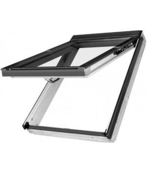 FAKRO výklopně kyvné plastové střešní okno PPP-V U3 07 - 78 x 140 cm