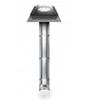 Fakro SRF 550 světlovod pevný tubus plochá střecha