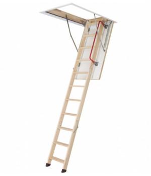 FAKRO LWZ Plus 280 70 x 120 Půdní schody dřevěné