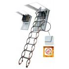 FAKRO LSF 270-300 70 x 120 protipožární stahovací půdní schod