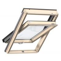 Velux kyvné dřevěné střešní okno GZL 1051B MK08 78 x 140 cm