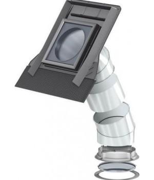 VELUX TWR 0K14 průměr 35 cm světlovod do šikmé střechy pevný tubus